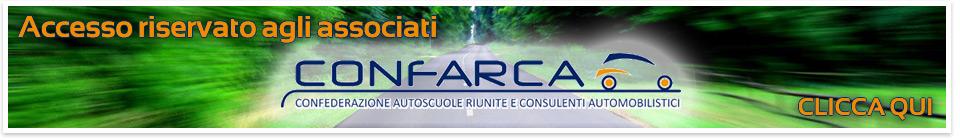 Accesso riservato associati CONFARCA